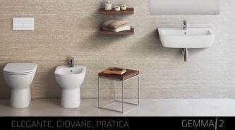 Ceramica Dolomite Gemma 2.Novaya Kollekciya Ceramica Dolomite