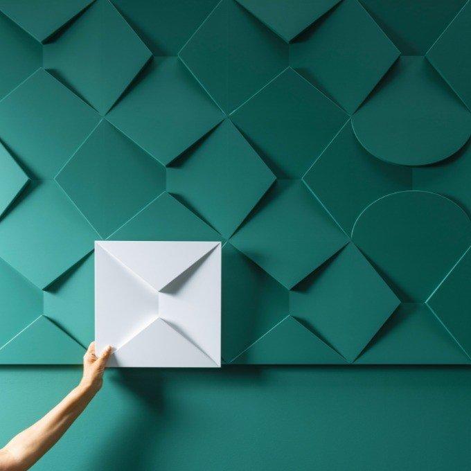 Стеновые 3D панели для внутренней отделки