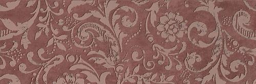 Fap ceramiche color now damasco marsala inserto - Ceramiche marsala ...