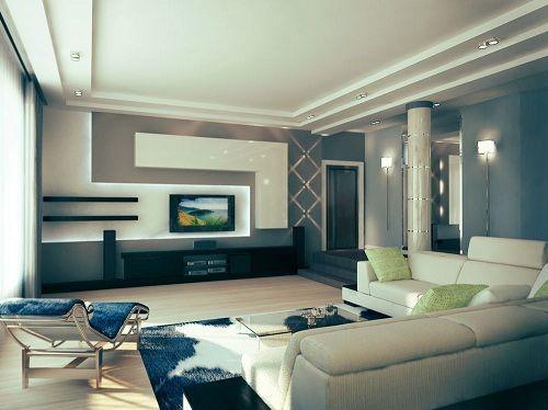 Гостиная дизайн проекты