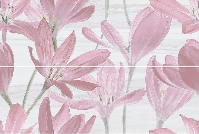 Панно Сады Форбури Крокус розовый.jpg